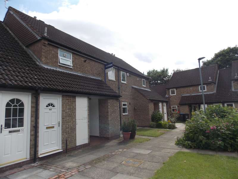 1 Bedroom Apartment Flat for sale in The Coppice, Coulby Newham, Middlesbrough, TS8 0RH