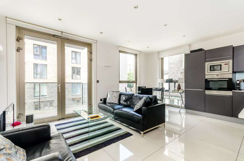 2 Bedrooms Flat for sale in Haven Way, London Bridge, SE1