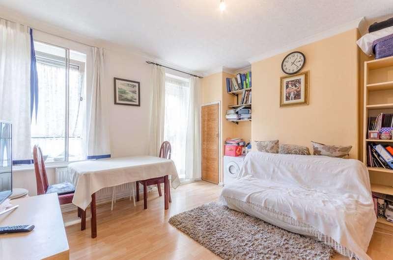 2 Bedrooms Flat for sale in Birchfield Street, Poplar, E14