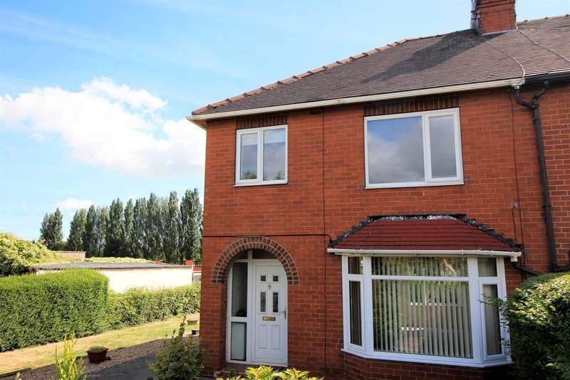 3 Bedrooms Semi Detached House for sale in Castleford Lane, Ferrybridge