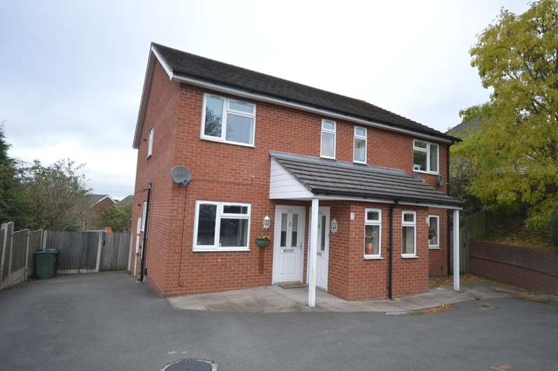 2 Bedrooms Flat for sale in Yew Tree Lane, Coseley, Bilston, WV14