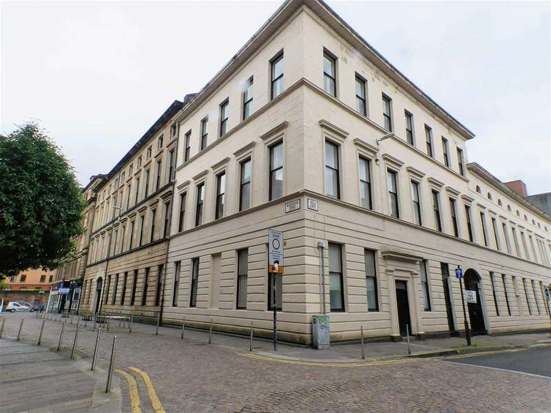 1 Bedroom Apartment Flat for sale in Blackfriars Street, Merchant City, Flat 0/4, GLASGOW