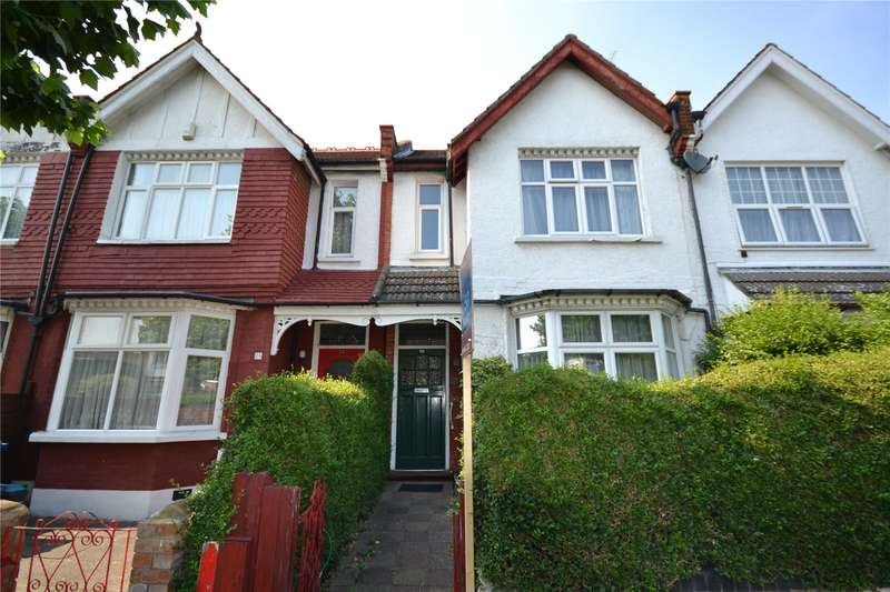 3 Bedrooms Terraced House for sale in Rosemont Avenue, North Finchley, London, N12