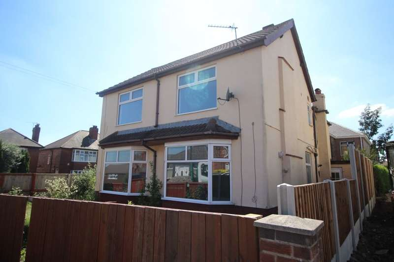4 Bedrooms Detached House for sale in Holdale Road, Nottingham, NG3