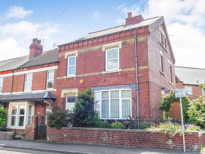 9 Bedrooms Semi Detached House for sale in 6 bedroom house & 2/3 bedroom flat - Cambridge Street, Normanton