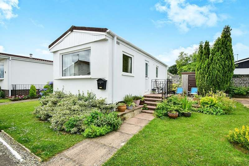1 Bedroom Detached Bungalow for sale in Summerlands Court, Liverton, Newton Abbot, TQ12