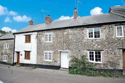 1 Bedroom Terraced House for sale in Seaton, Devon