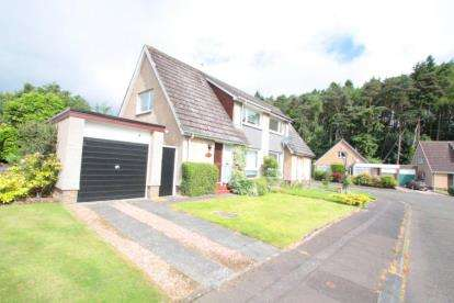 2 Bedrooms Semi Detached House for sale in Cramond Way, Glenrothes