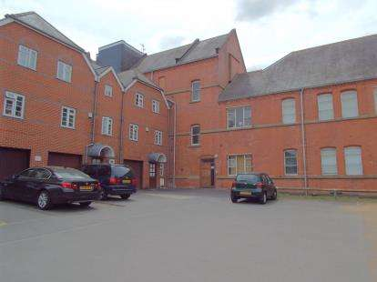 1 Bedroom Flat for sale in Grosvenor Gate, Leicester, Leicestershire