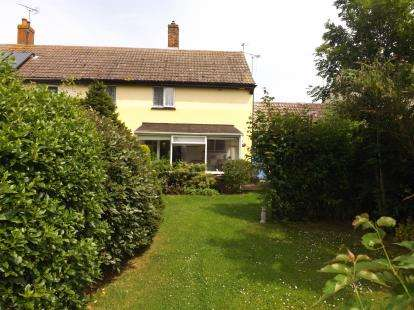 3 Bedrooms Semi Detached House for sale in Church Lane, Croft, Skegness