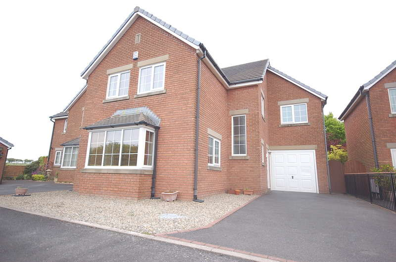 4 Bedrooms Detached House for sale in Furlong Green, Little Thornton