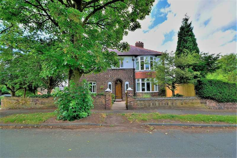 3 Bedrooms Detached House for sale in Cliffe Road, Appleton, Cheshire