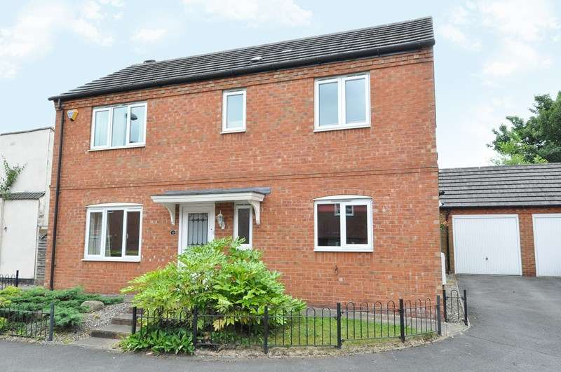 3 Bedrooms Detached House for sale in Ten Acre Mews, Stirchley, Birmingham