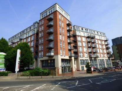 1 Bedroom Flat for sale in East Croft House, 86 Northolt Road, Harrow