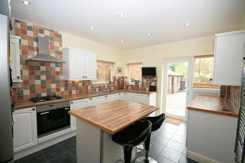 4 Bedrooms Semi Detached House for sale in Chester Road, Southport, PR9 7HD