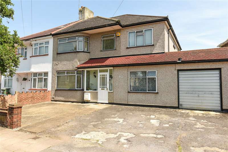 5 Bedrooms Semi Detached House for sale in Park Lane, Harrow, Middlesex, HA2