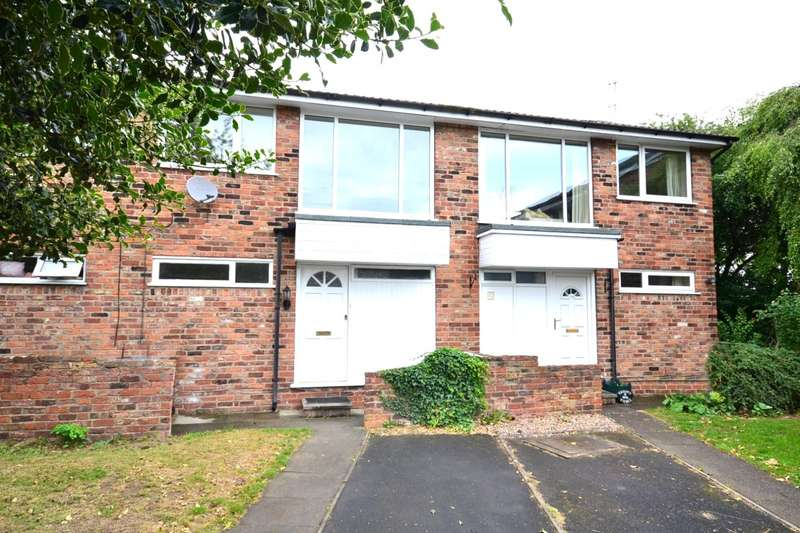 3 Bedrooms Mews House for sale in West House Court, Macclesfield