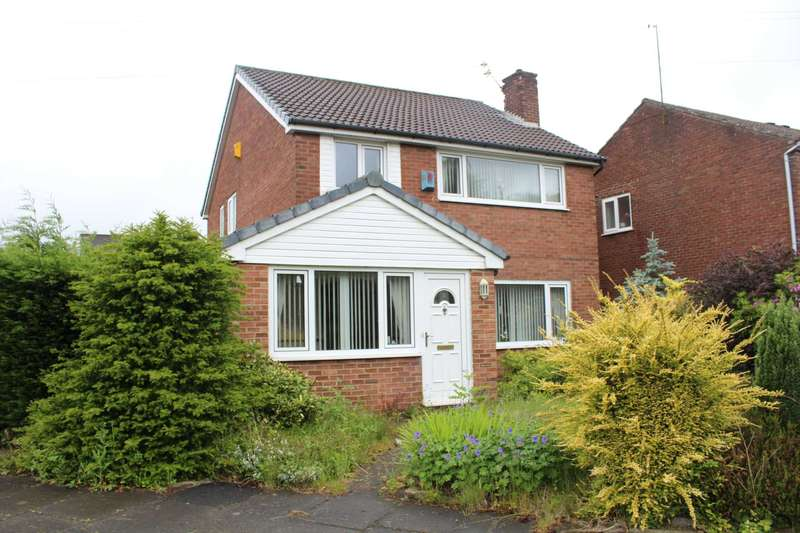 3 Bedrooms Detached House for sale in Broadoak Road, Bamford