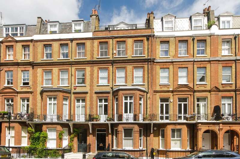 2 Bedrooms Flat for sale in Brechin Place, South Kensington, SW7
