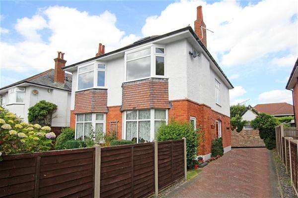 4 Bedrooms Maisonette Flat for sale in St Ledgers Road, Bournemouth