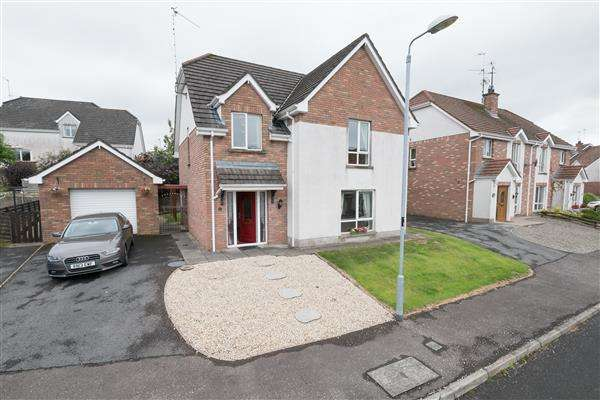 4 Bedrooms Detached House for sale in 18 Ashbourne Manor