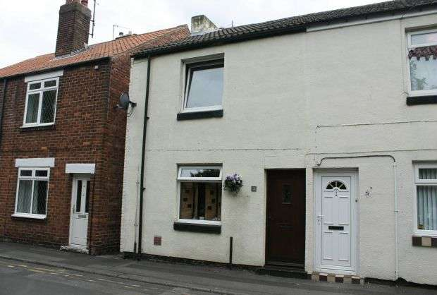 2 Bedrooms Terraced House for sale in Union Street, Guisborough