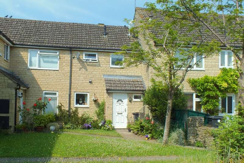 3 Bedrooms Terraced House for sale in South Cerney