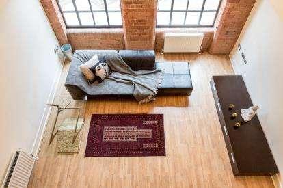 3 Bedrooms Flat for sale in William Bancroft Buildings, Roden Street, Nottingham, Nottinghamshire