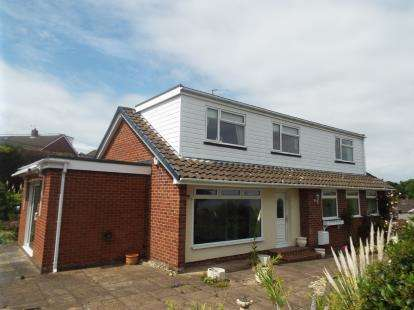 4 Bedrooms Detached House for sale in Pistyll, Milwr, Holywell, Flintshire, CH8
