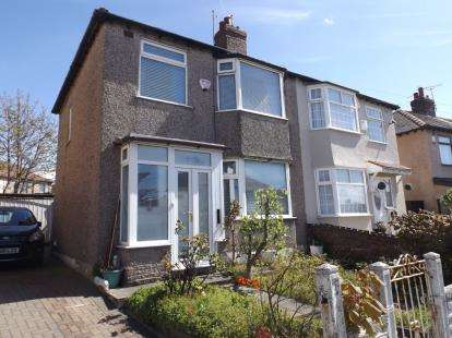 3 Bedrooms Semi Detached House for sale in Wheatley Avenue, Bootle, Liverpool, Merseyside, L20