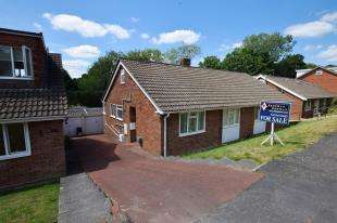 3 Bedrooms Bungalow for sale in Swaines Way, Heathfield, East Sussex