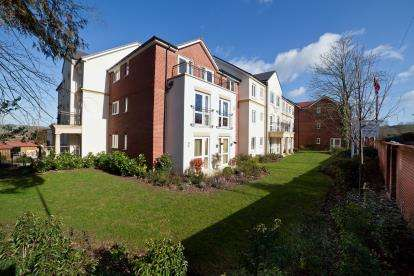 1 Bedroom Retirement Property for sale in Langford Road, Honiton, Devon