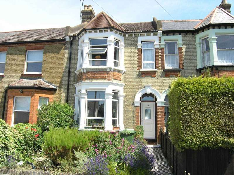 3 Bedrooms Terraced House for sale in Highfield Road, Bushey