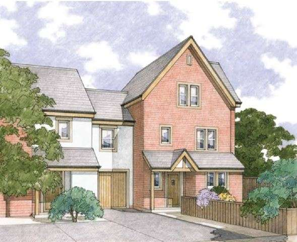4 Bedrooms Detached House for sale in Hazel Grove, Carlisle, Cumbria, CA1 2FF