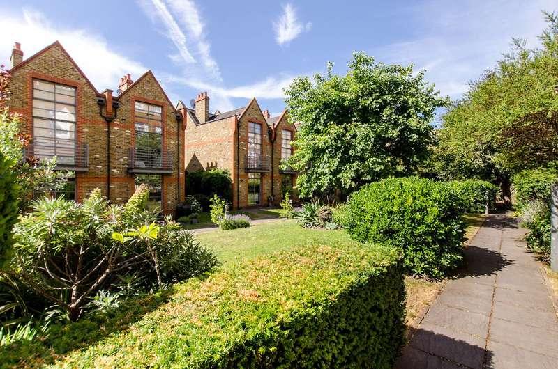 1 Bedroom Terraced House for sale in Burns Road, Battersea, SW11