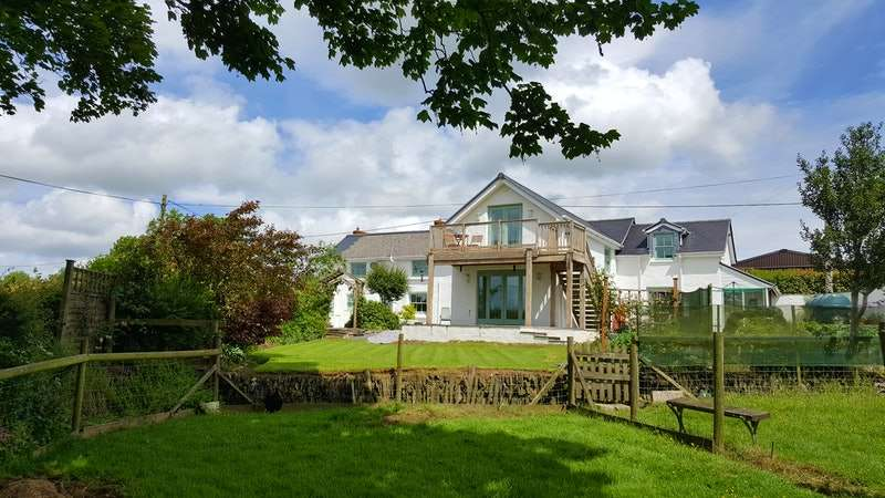 4 Bedrooms Detached House for sale in Llanboidy, Whitland, Carmarthenshire, SA34