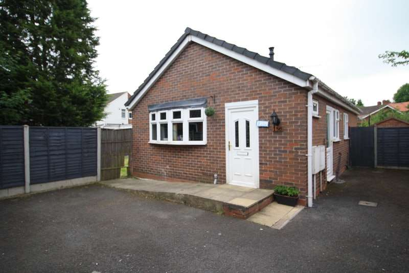 2 Bedrooms Bungalow for sale in Bruford Road, Wolverhampton, West Midlands, WV3