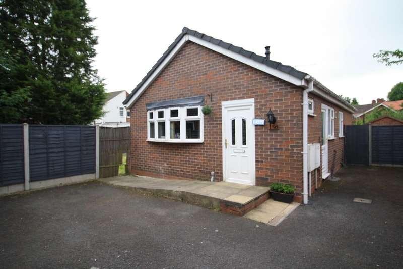 2 Bedrooms Bungalow for sale in Bruford Road, Wolverhampton, West Midlands, WV3