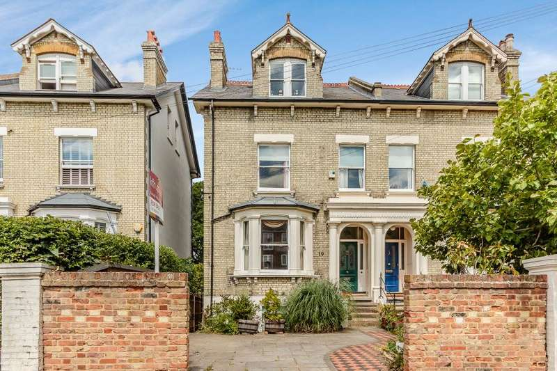 5 Bedrooms Semi Detached House for sale in Crescent Road, Kingston upon Thames KT2