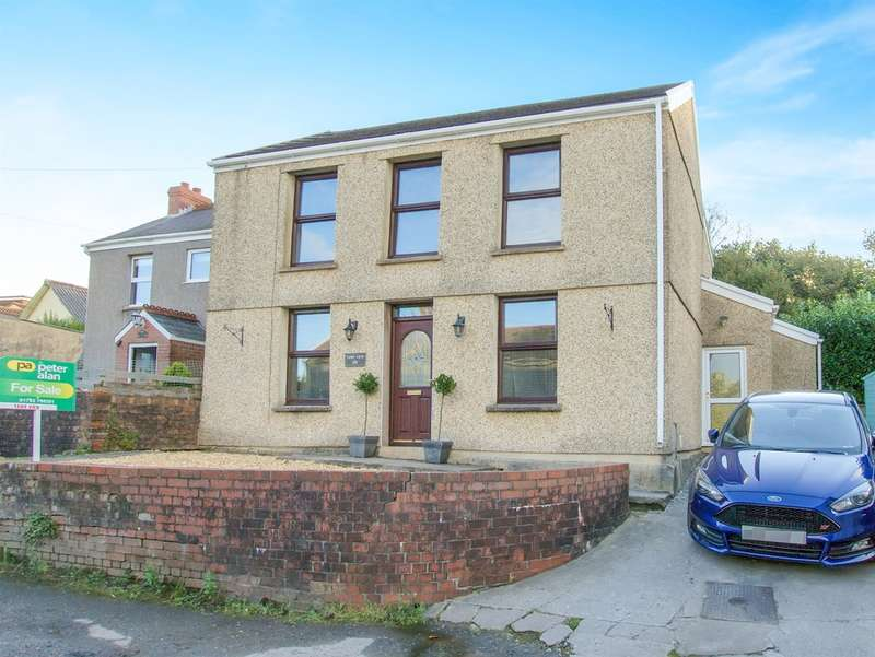 3 Bedrooms Detached House for sale in Greys Terrace, Birchgrove, Swansea