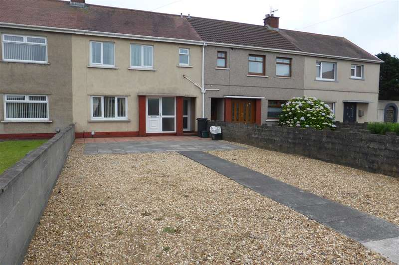 3 Bedrooms Link Detached House for sale in 6 Sandy Close, Sandfields, Port Talbot