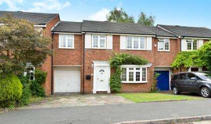 4 Bedrooms Terraced House for sale in Barry Close, Orpington