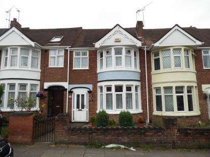 3 Bedrooms Terraced House for sale in Branksome Road, Coundon, Coventry