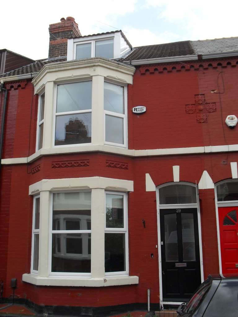 4 Bedrooms Terraced House for rent in Sunbourne Road, Aigburth, Liverpool 17
