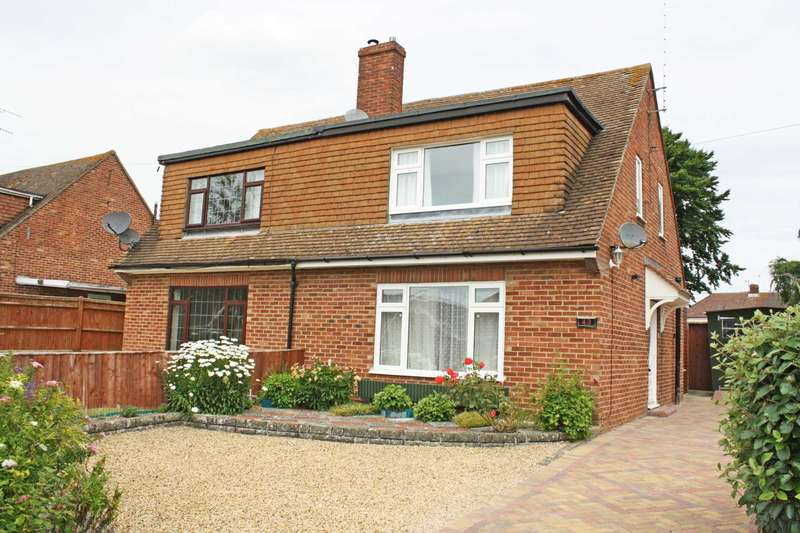 3 Bedrooms Semi Detached House for sale in Edwin Road, Didcot