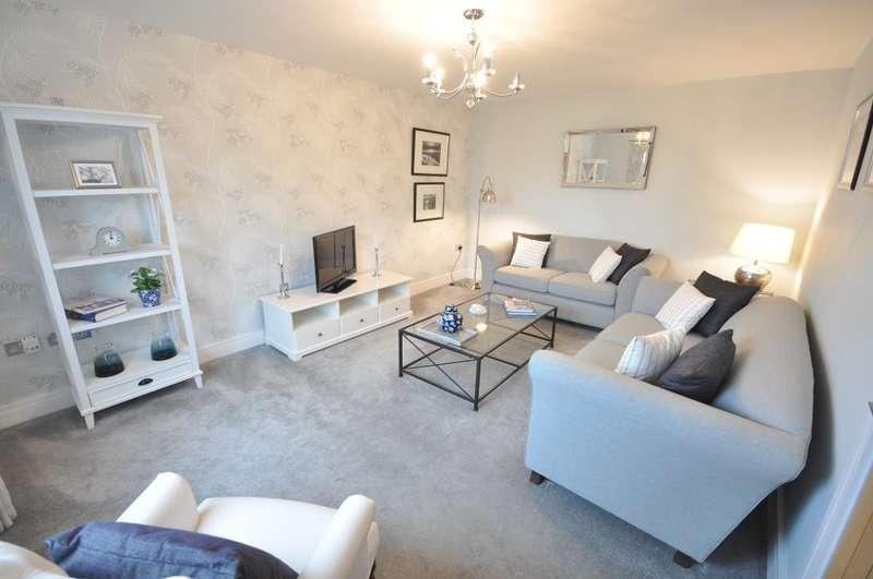 4 Bedrooms Detached House for sale in Plot 53, The Larkspur, Riversleigh, Warton, Preston, Lancashire, PR4 1AH