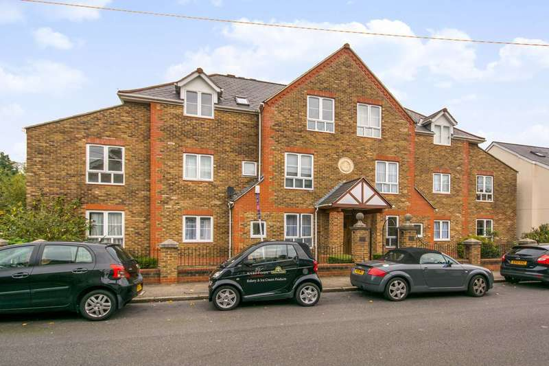 1 Bedroom Flat for sale in Pyne Road, Tolworth, KT6