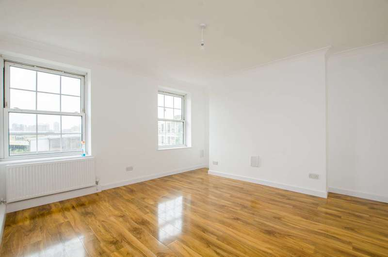 2 Bedrooms Flat for sale in Gale Street, Bow, E3