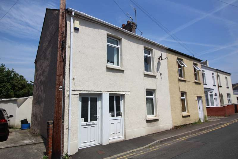 3 Bedrooms Semi Detached House for sale in Prospect Road, Abergavenny, NP7