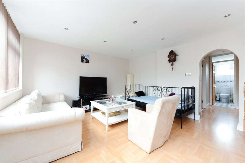 4 Bedrooms End Of Terrace House for sale in Shirley Row, Avenue Road, South Norwood